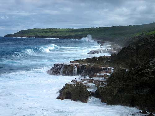 Niue, Polinesia