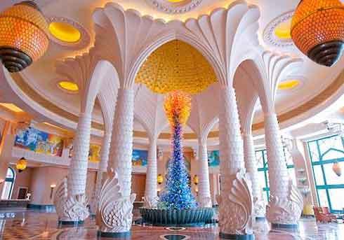 Dubai: Atlantis The Palm, probablemente el hotel más lujoso del mundo 2