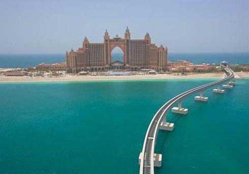 Dubai: Atlantis The Palm, probablemente el hotel más lujoso del mundo 8