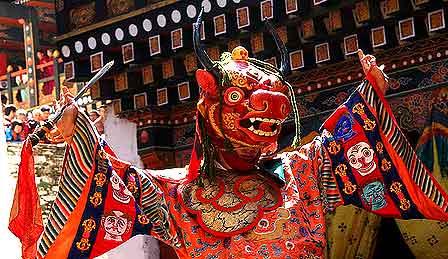 Bután, un país para muy pocos  2