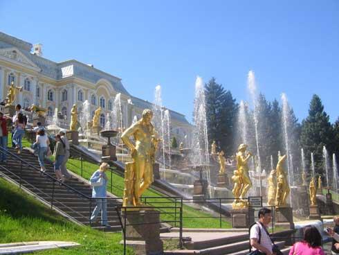 San Petersburgo monumental 2