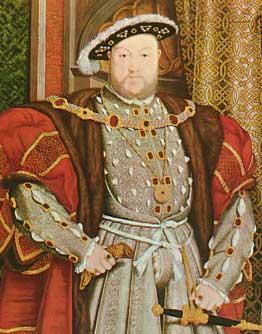 Vente a la boda de Enrique VIII en Londres 2
