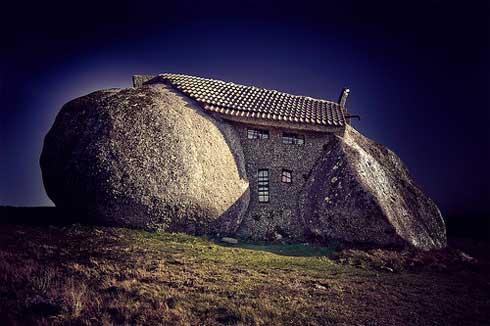 Casa de los Picapiedras