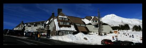 Timberline Lodge ( Fuente: baltimoregon.com)