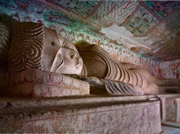 Las cuevas de los mil Budas