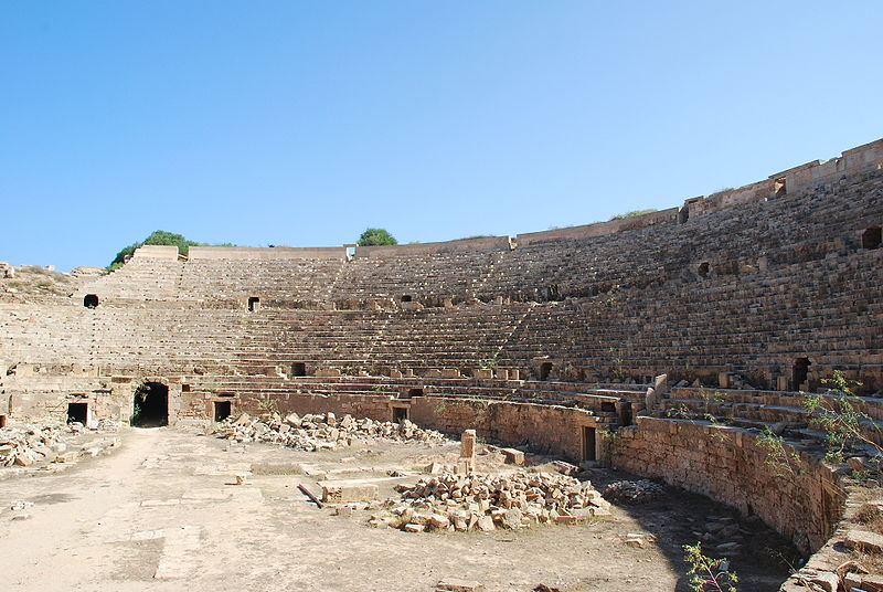 Circo, Leptis Magna ( Fuente: Wikipedia )