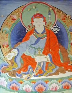 Guru Padmasambhava ( Fuente: Wikipedia )