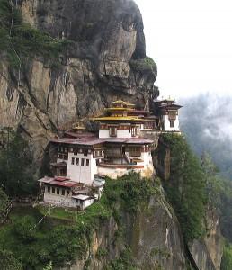 Taktshang Dzong