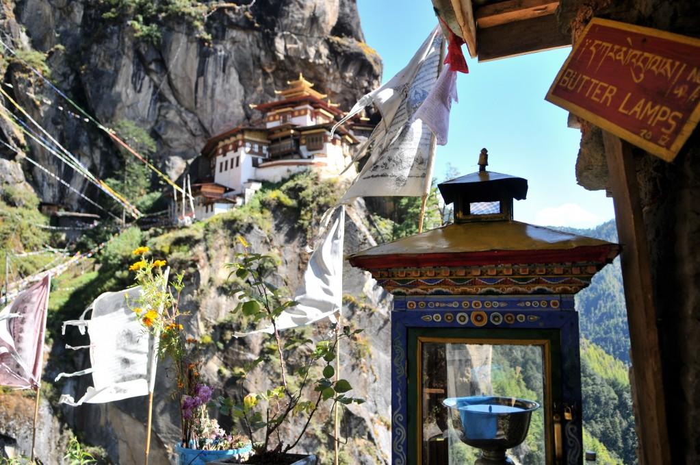 Taktsang Dzong (Fuente: blogs.nationalgeographic.com)