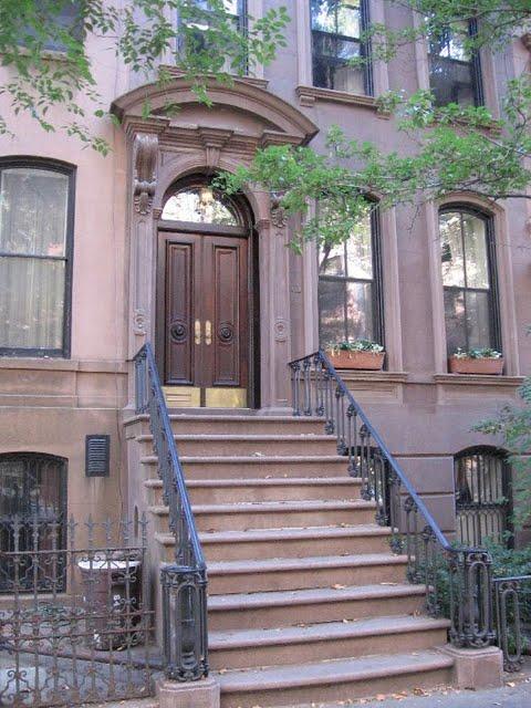 """Apartamento de Carrie Bradsaw """"Sexo en Nueva York"""" ( 66 Perry Street )"""