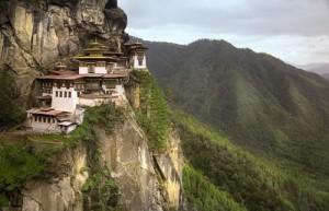 Taktsang Dzong ( Fuente: Taringa )