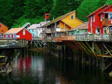 La verdadera Alaska, Ketchikan.