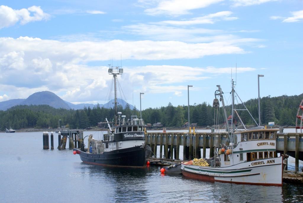 Puerto de Ketchikan (Alaska)