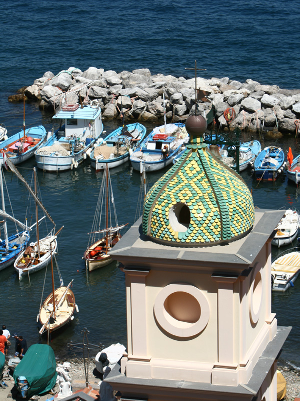 """""""Marina Grande"""" (Puerto de Sorrento)"""