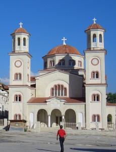 Nueva Catedral Ortodoxa de Berat ( Fuente: wikipedia )