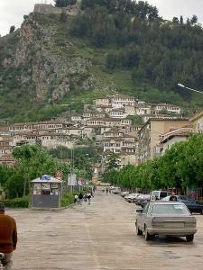 Ciudadela de Berat ( Fuente: Wikipedia)