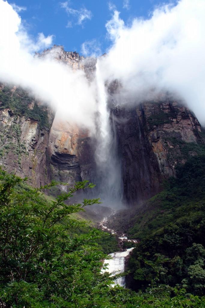 Salto del Angel ( Fuente: salto-angel.com )