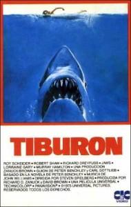 """""""Tiburón"""", 1975 ( Fuente: muchocine.net )"""