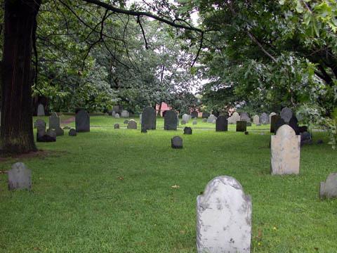 Viejo Cementerio de Salem ( Fuente: littlerewiev.blogspot )