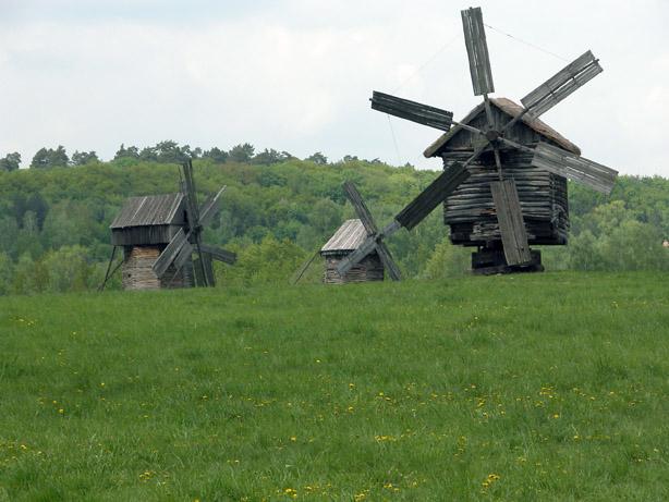 Molinos de Viento  ( Fuente: wikipedia )