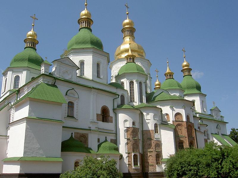 Catedral de Santa Sofía ( Fuente: wikipedia )
