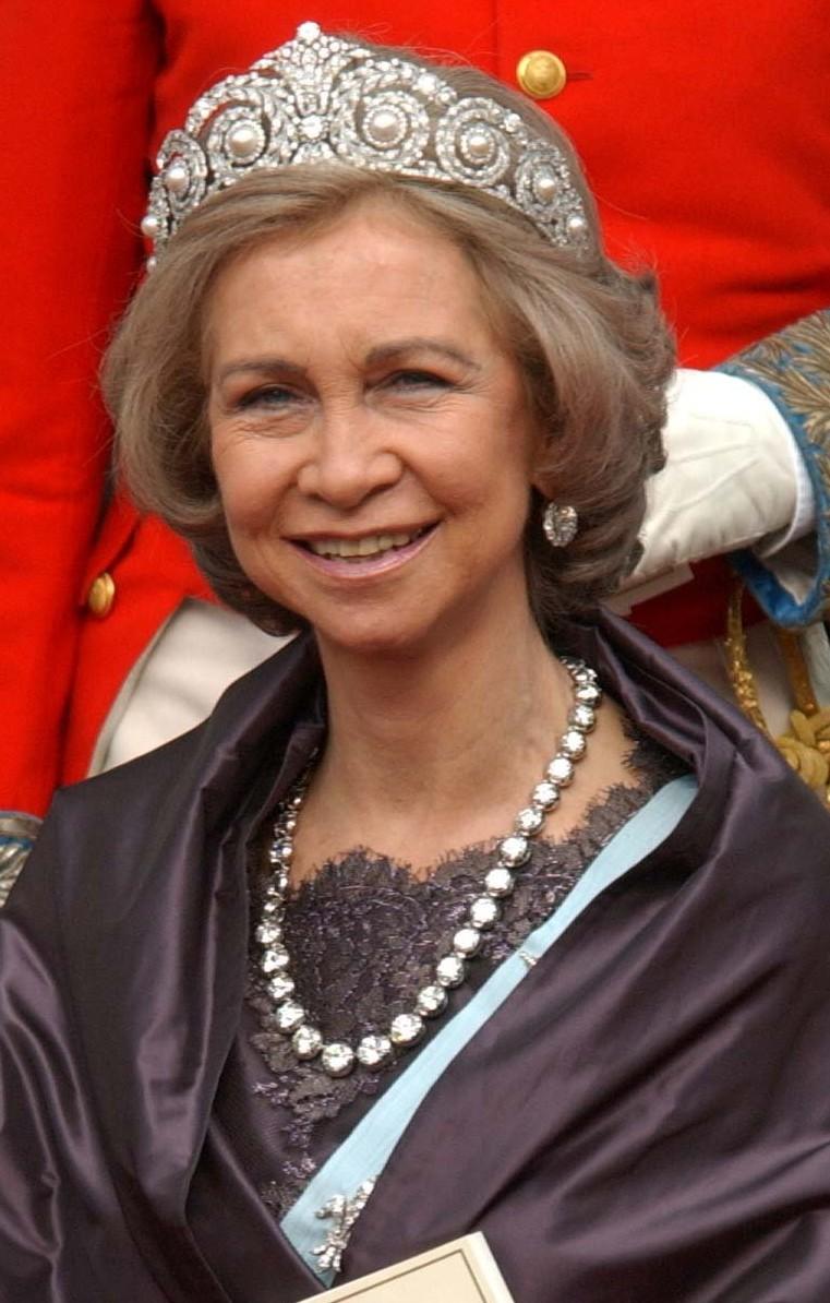 Reina Sofía (Fuente imagen: periodistadigital.com )