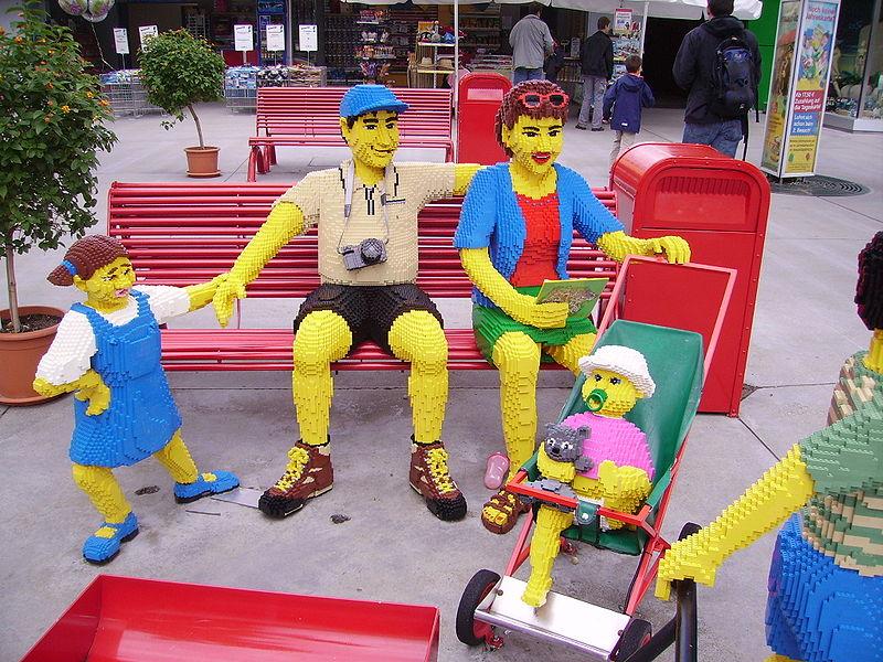 Abre en Florida el mayor LEGOland del mundo 3