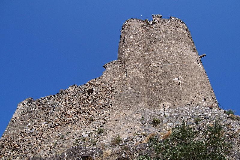 Los castillos cátaros de Lastours 2