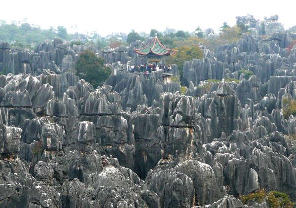 !0 lugares que visitar - Bosque de Piedra