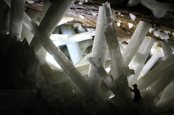 10 lugares que ver - Cristales de Naica