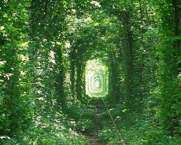 10 lugares que visitar - Tunel del Amor