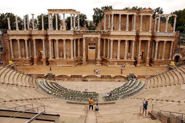 teatro_romano_Mérida