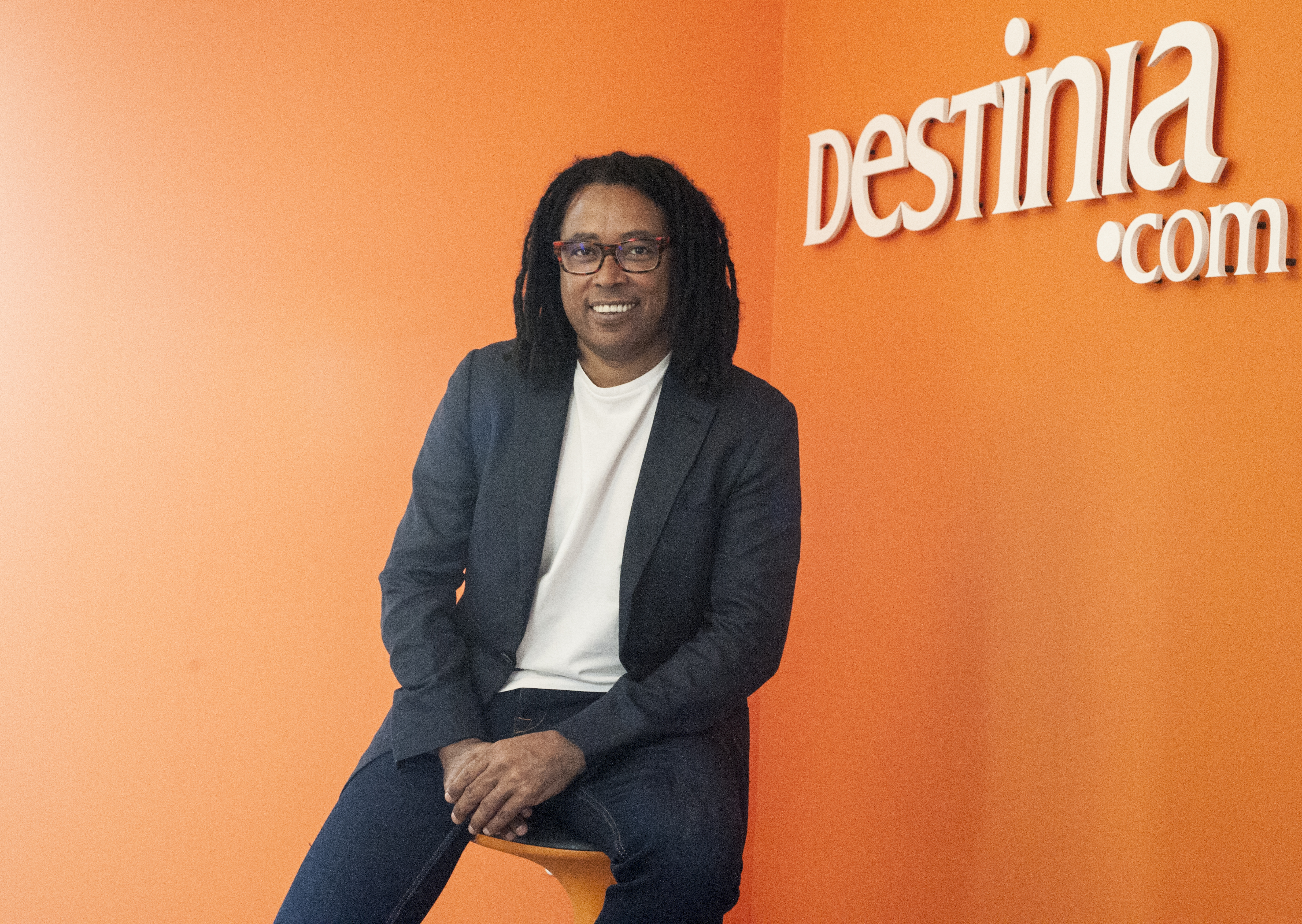 Amuda Goueli, CEO de Destinia