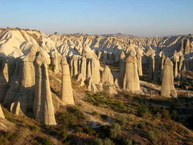 Capadocia, Turquía, Destinia