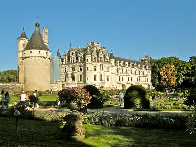 Castillos del Loira, Francia, Destinia