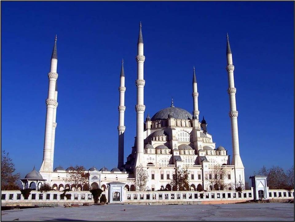 azul mezquita