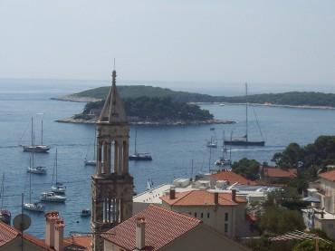 Navegar en Croacia