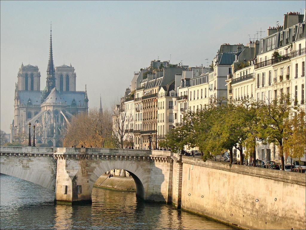 Saber cómo alojarse en París 1