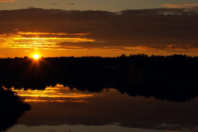Sol de medianoche, Noruega, Destinia