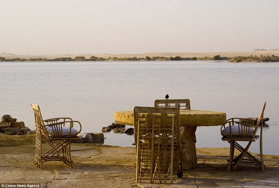 أغرب فندق بالعالم موجود في مصر: لا كهرباء ولا هواتف وسعر الليلة 650 دولار امريكي 1