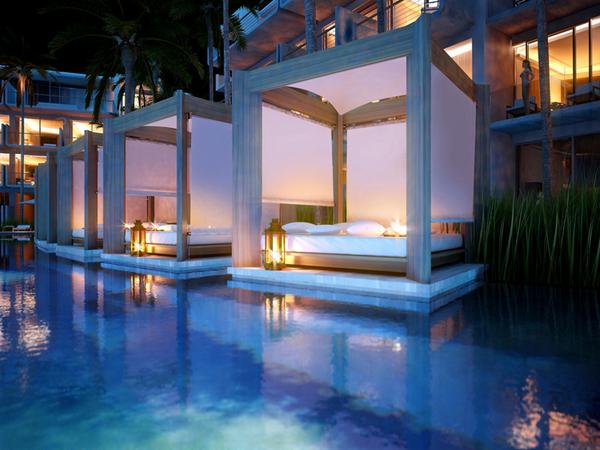 Nikki beach phuket