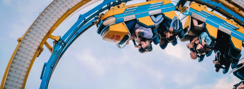 ¿Fiebre de adrenalina? Ven a uno de estos parques de atracciones