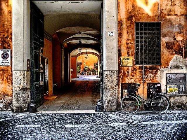 Flickr: Xavi. Pati Roma & Bike Spring 2009