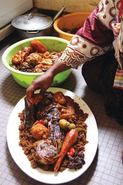أغرب 6 مطاعم بأفريقيا 1
