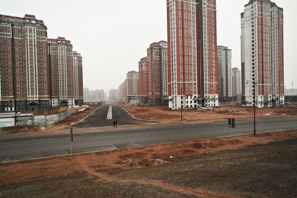 مدينة أوردوس الصينية : مدينة الأشباح الحقيقية 1