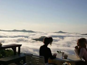 منتجع تومامو فى اليابان … مكان سحري فوق الغيوم