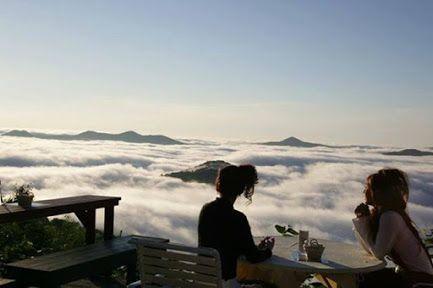 منتجع تومامو فى اليابان ... مكان سحري فوق الغيوم 1