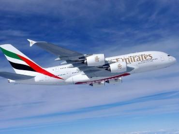 ¿Qué se siente al viajar en un A380 de Emirates?