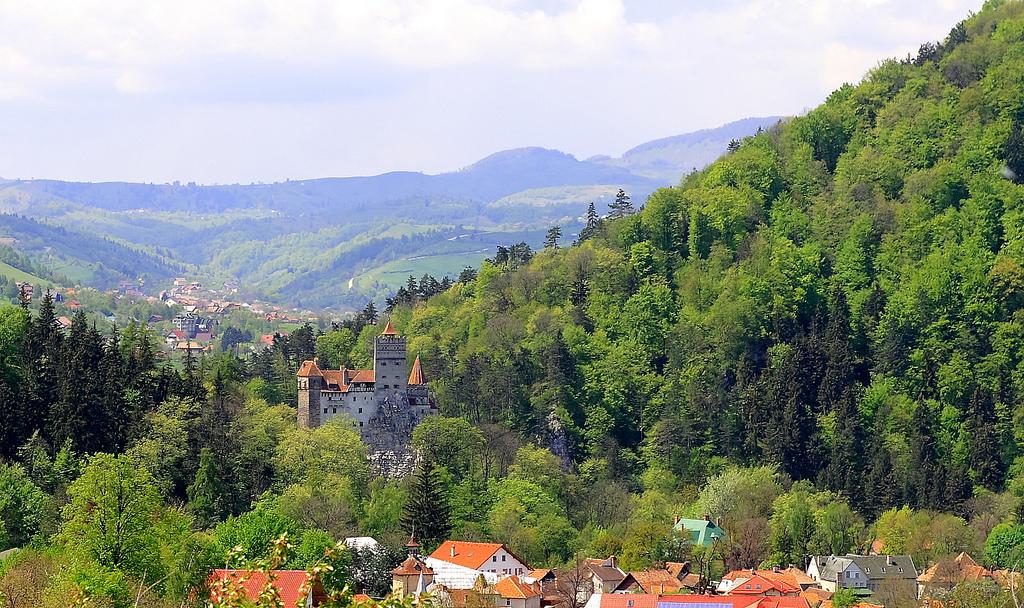 Castillo-de-Drácula-en-Rumanía
