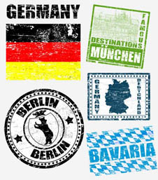 germany_stamps